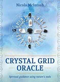 Crystal Grid Oracle: Spritual Guidance Using Nature's Tools (Rockpool Oracle Cards)