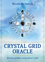 Crystal Grid Oracle: Spritual Guidance Using Nature's Tools (Rockpool Oracle Card Series)