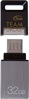 Teamgroup TM15132GC01 M151 Water Proof USB Flash Drive - 32GB - Black (Pack of1)