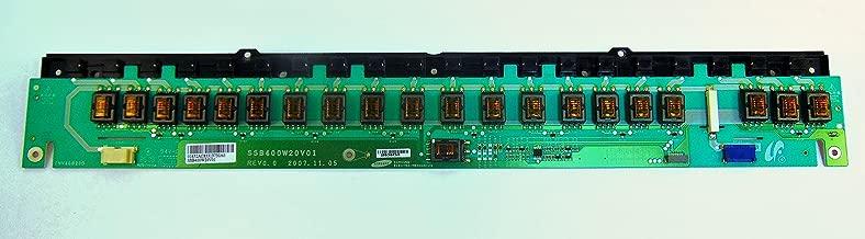 Samsung LJ97-01652A Backlight Inverter INV40B20D