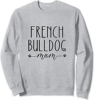 Dog Lover French Bulldog Frenchie Mom Felpa
