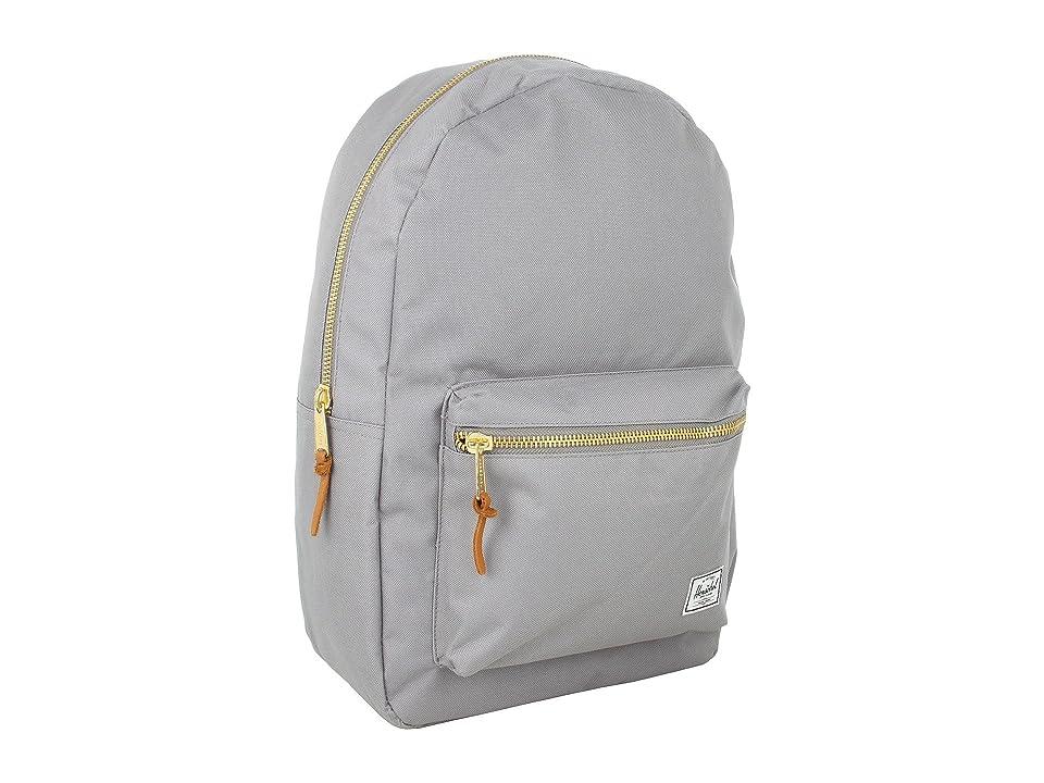 Herschel Supply Co. Settlement (Grey) Backpack Bags