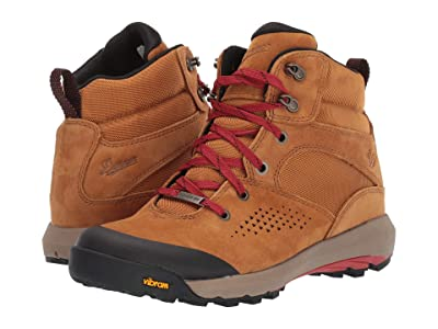 Danner 5 Inquire Mid (Brown/Red) Women