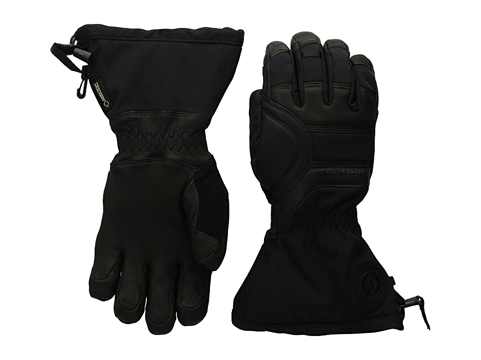 Black Diamond Crew Glove (Black) Extreme Cold Weather Gloves