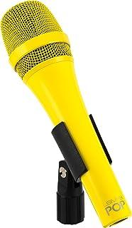 MXL Vocal Dynamic Microphone, Yellow LSM-9 POP