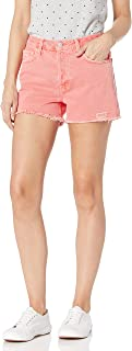 J Brand Jeans Women's Gracie High Rise Short, Glowing Blossom, 27