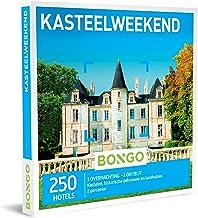 Bongo Bon - Kasteelweekend | Cadeaubonnen Cadeaukaart cadeau voor man of vrouw | 250 historische hotels