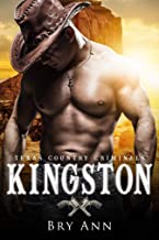 KINGSTON: A Country Romance (Texas Country Criminals Book 1)