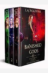 The Banished Gods Box Set: Books 1-3 Kindle Edition