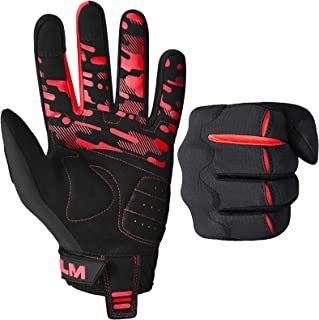 ILM Adult Youth Kids Dirt Bike Motocross Bicycle Gloves...