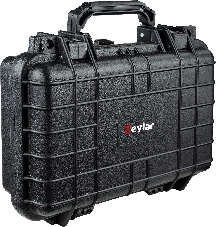 Eylar Tactical Hard Max 56% OFF Gun Case Max 69% OFF Water Proof A with Shock TSA Foam