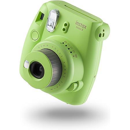 Fujifilm Instax Mini 9 Aparat Lime Grün Mit 10 Kamera
