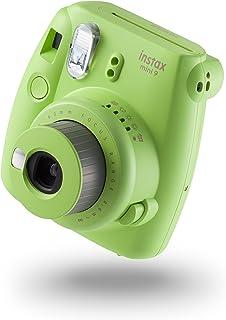 Fujifilm Instax Mini 9 - Cámara instantánea Cámara con  10 películas Verde