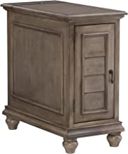Powell Furniture Olsen Grey Shutter Cabinet