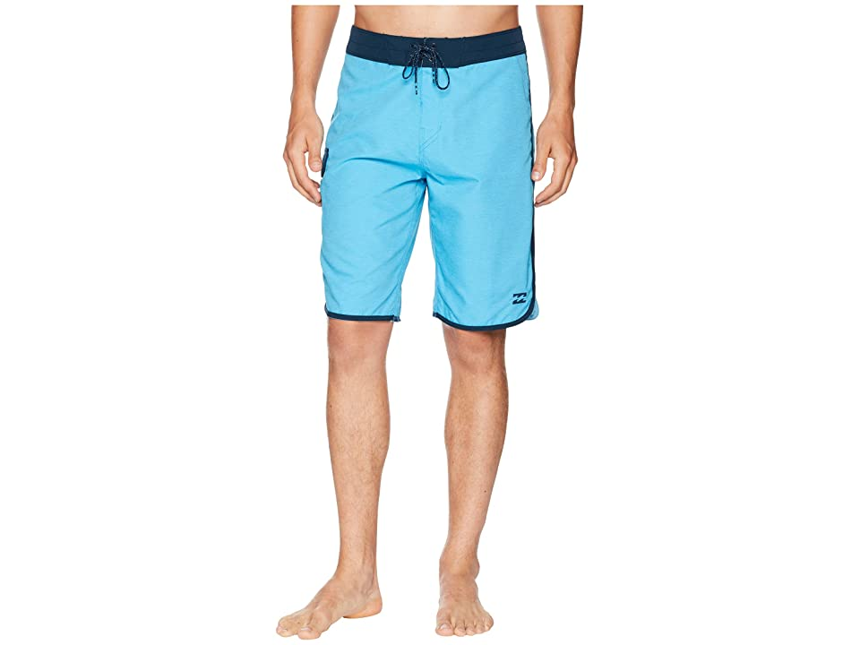 Billabong 73 OG Boardshorts (Blue Heather) Men