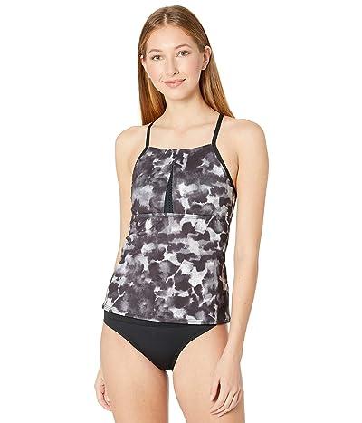 Nike Cloud Dye Strappy Cross-Back Tankini Women
