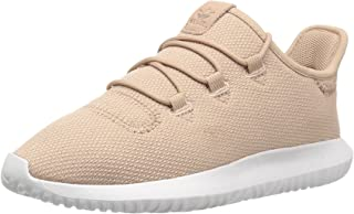 adidas Originals Boys' Tubular Shadow C Sneaker, Collegiate Burgundy/White, 1.5 M US Little Kid