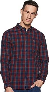 Wrangler Men's Regular fit Casual Shirt