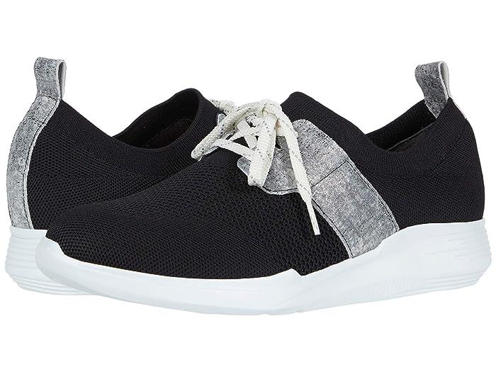 Munro Sandi (Black Sock/Grey Outsole) Women's Shoes