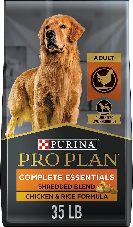 Purina Pro Plan Adult Shredded Blend Chicken & Rice Formula