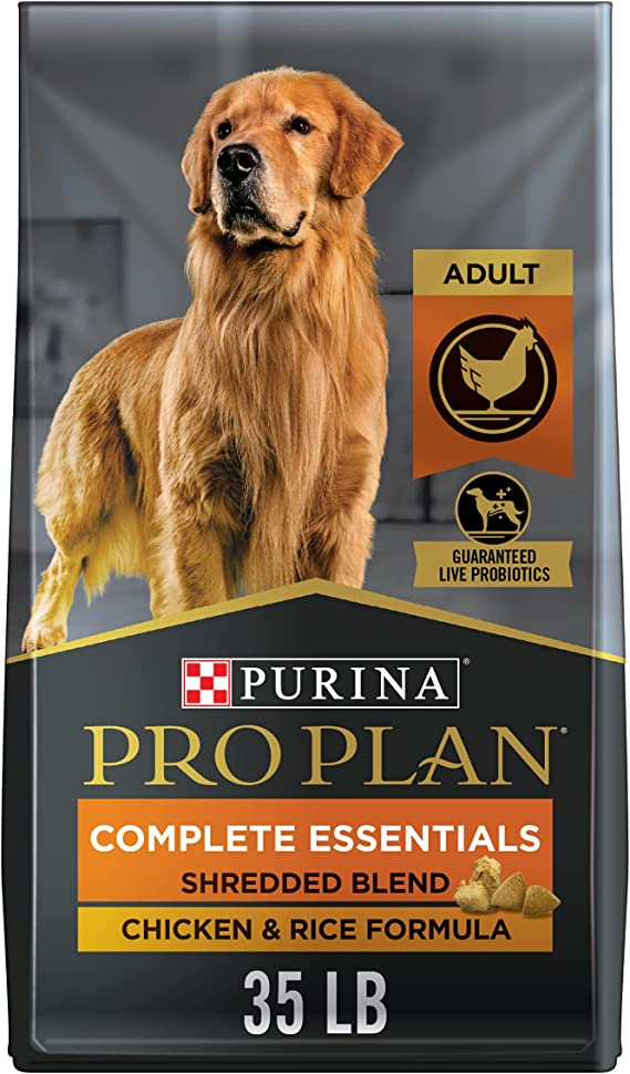 Purina Pro Plan with Probiotics Shredded Blend High Protein | Chewy