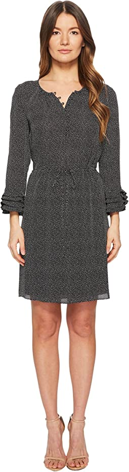 Rebecca Taylor - Long Sleeve Pebble Dress