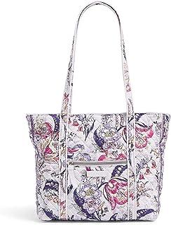 Vera Bradley Women's Signature Cotton Small Vera Tote Bag, One Size