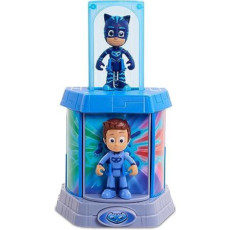PJ Masks Juego de Figuras transformadoras - Catboy
