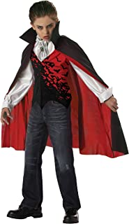 California Costumes Boys Prince Of Darkness Child Costume
