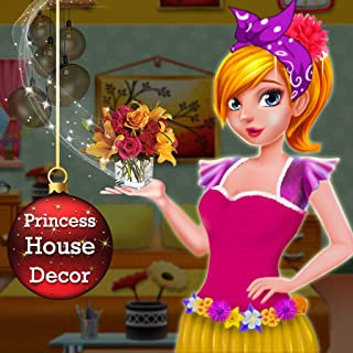 Baby Princess House Cleanup: Home Cleaning Game