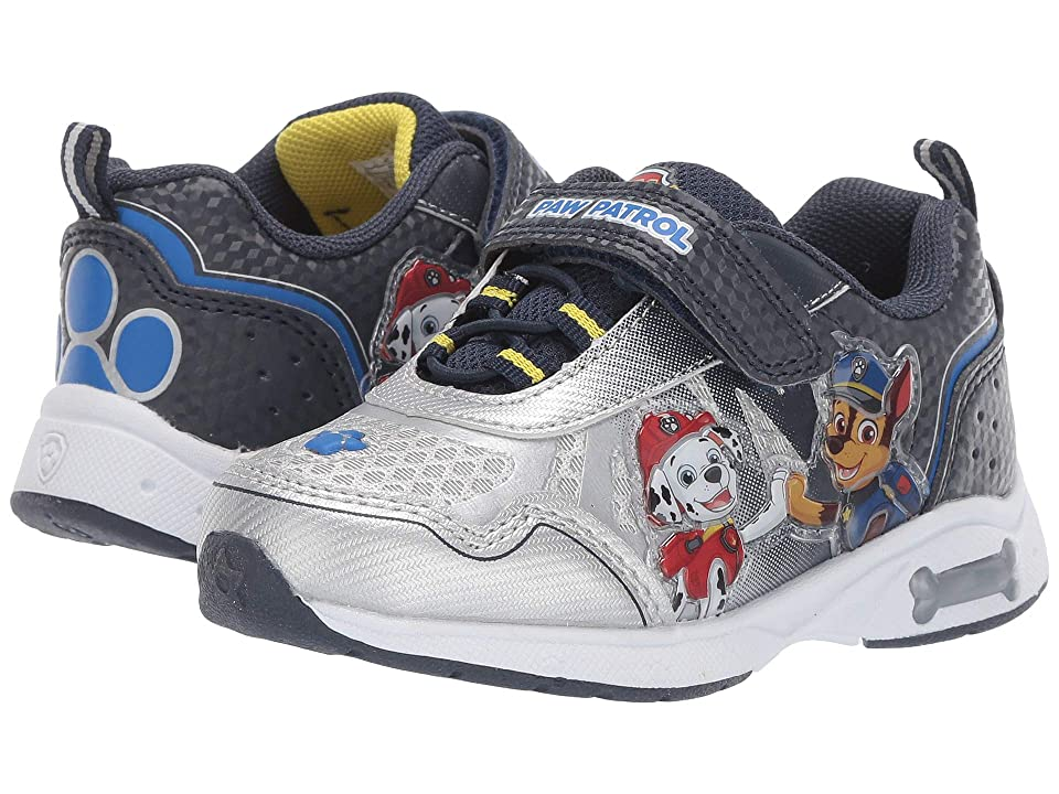 Josmo Kids Paw Patrol Bone Sneaker (Toddler/Little Kid) (Navy/Blue) Boy