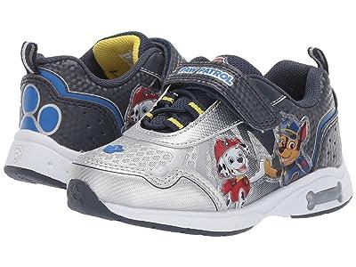 Josmo Kids Paw Patrol Bone Sneaker (Toddler/Little Kid) (Navy/Blue) Boy