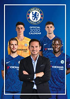 The Official Chelsea FC 2020 Calendar