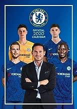 Chelsea FC 2020 Calendar - Official A3 Month to View Wall Calendar