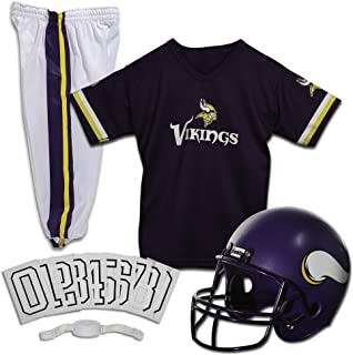 vikings youth football uniform