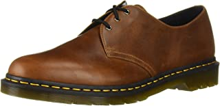 Dr. Martens Mens 1461 Gunmetal Brown Size: