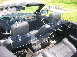 BMW 3 Series Windscreen Wind Deflector, Windblocker windstop, Large Size