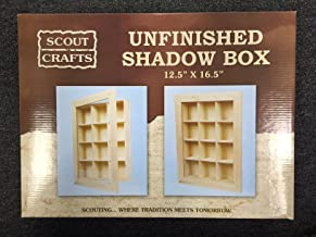 Scout Crafts Shadow Box