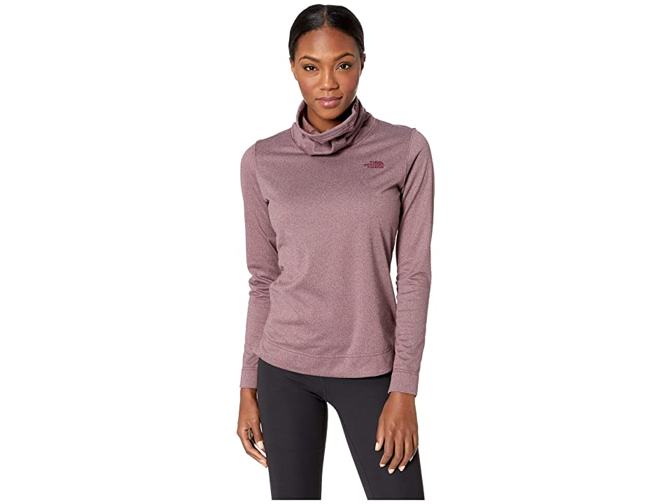 The North Face Novelty Glacier Pullover (Fig Heather) Women
