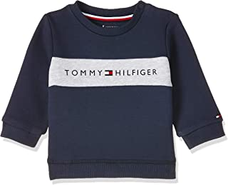 Tommy Hilfiger Baby Baby Baby Cotton Logo Sweatshirt