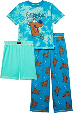 Scooby Doo Three-Piece Set (Little Kids/Big Kids)