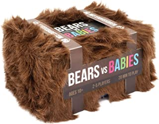 Bears vs Babies by Exploding Kittens - A Monster-Building Card Game - Family-Friendly Party Games - Card Games For Adults, Teens & Kids