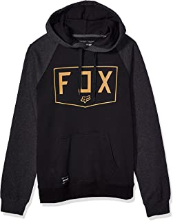 Fox mens Shield Raglan Po Fleece