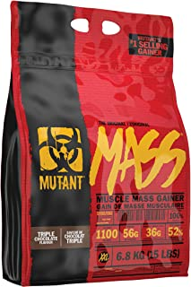 Mutant Mutant Mass Triple Chocolate - 6800 gr