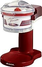 Ariete 00C007800AR0 78 Machine à Glace Pilée, 30W, Rouge