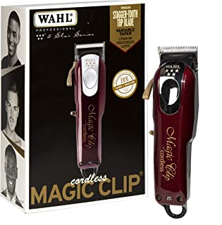 Wahl Professional 5-Star Magic Clip Cord Cordless Hair Clipper for Barbers and Stylists..