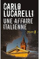 Une affaire italienne Format Kindle