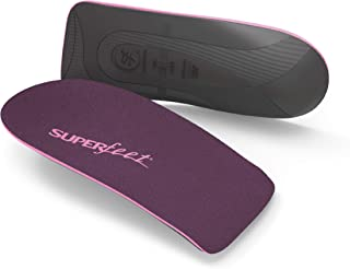 SUPERfeet(スーパーフィート) インソール EVERYDAY EVERYDAY Slim Fit Women's 3/4 (エブリデイスリムフィットレディース)
