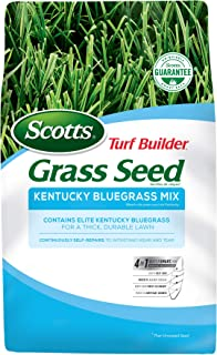 Scotts 18269 Turf Builder Grass Seed Kentucky Bluegrass Mix, 7-Pound