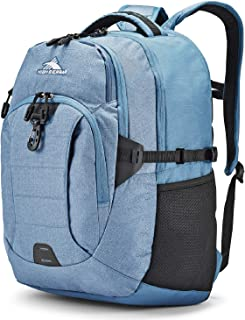 High Sierra Jarvis 15.5-inch Laptop Backpack - Business Laptop Bag with Dedicated Laptop Compartment - High School or College Laptop Backpack - Perfect for Students or Professionals